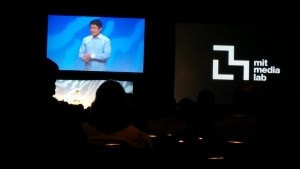 A great Keynote speech about what leads the graphics in the coming future from MIT Media Lab Director.